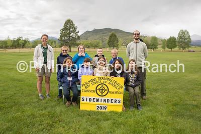 week one group of sidewinders
