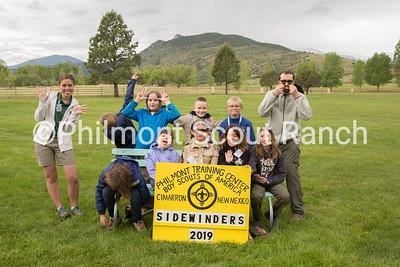 week 1 group of sidewinders, funny.