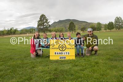 week 1 group of bandits