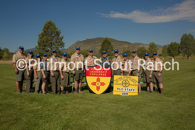 Philmont Leadership Challenge Participants
