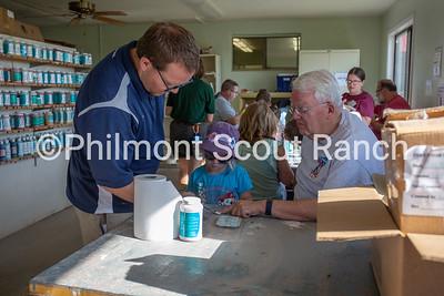 Philmont Family Adventure Week 8
