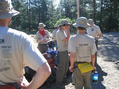Philmont Day 11 (Upper Clark's Fork)