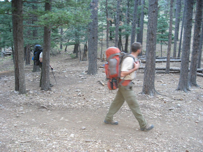 Philmont Day 12 (Base Camp)