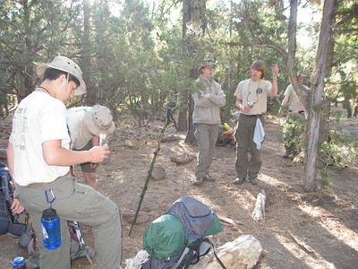 Philmont Day 4 (Carson Meadows)