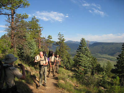 Philmont-Day 12 (Base Camp)