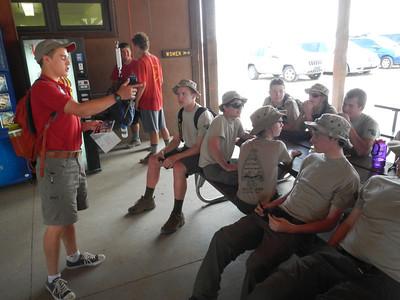 Day 1 - Base Camp