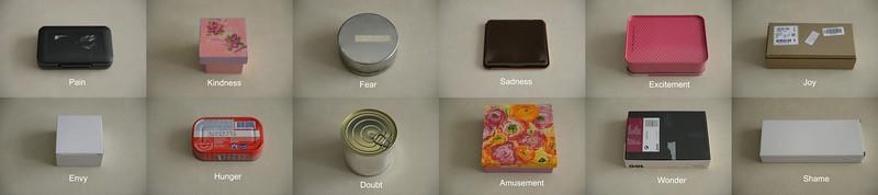 Wittgenstein's boxes