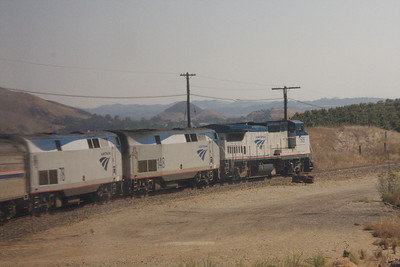 Amtrak Head End Power
