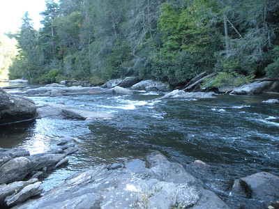 Chattooga River - Section III