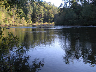 Sandy Ford Chattooga River - Section III