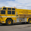 retired 2011 - Reserve AT19 1991 Spartan Oshkosh Cres 1500gpm 2000gwt 400gft 900lbs dry chem #131301
