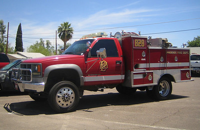 BR28 1994 Chevy 3500HD #431023