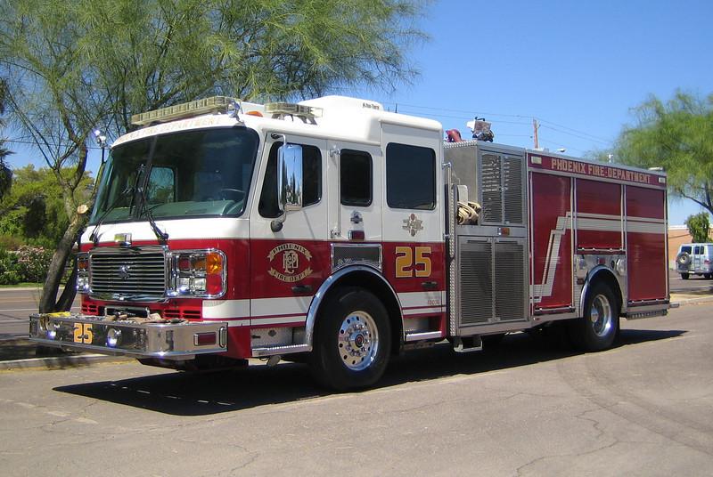 E25 2004 American Lafrance Eagle #431034