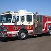 E23 2003 ALF Eagle mid-engine rear-pump 1250gpm 500gwt 80gft CAFS #331019