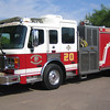 E20 2003 American Lafrance Eagle mid-engine rear-pump 1250gpm 500gwt 80gft CAFS #331012