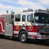 E31 2007 American Lafrance Eagle mid-engine rear-pump 1250gpm 500gwt 80gft CAFS #731016 (ps)