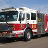 E910 2007 American Lafrance Eagle mid-engine rear-pump 1250gpm 500gwt 80gft CAFS #731017