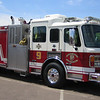 E9 2007 American Lafrance Eagle mid-engine rear-pump 1250gpm 500gwt 80gft CAFS #731014 (ps)
