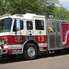 E13 2005 American Lafrance Eagle mid-engine rear-pump 1250gpm 500gwt 80gft CAFS #531061