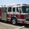 E16 2003 American Lafrance Eagle mid-engine rear-pump 1250gpm 500gwt 80gft CAFS #331016 (ps)