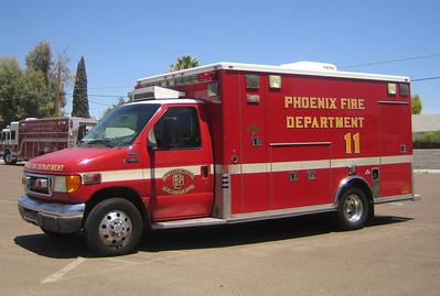 Phoenix Rescues