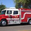 LT43 2002 Freightliner FL60 Hackney #231323