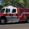 LT41 2009 Freightliner M2-106 / Pierce #931049