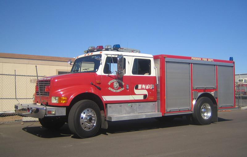 LT9 1992 International E-One #231905