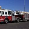 Reserve Ladder 2002 American Lafrance 100ft tiller #231319