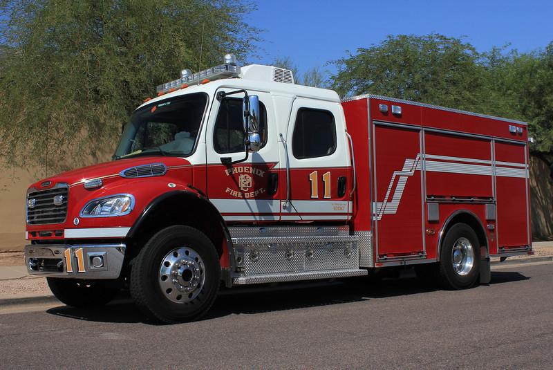 LT11 2009 Freightliner M2-106 / Pierce #931047