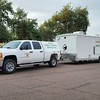 CERT 2012 Chevy 3500HD #223023 Wells Cargo