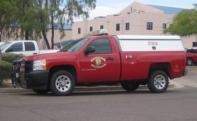 EMS Division 2008 Chevy Silverado 1500 #821535