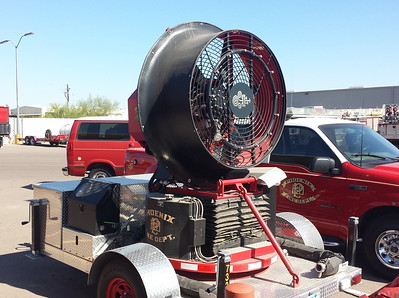 Vent 1 large fan trailer