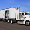 AZ TF-1 1992 Freightliner #228179 & Great Dane BAS-X trailer