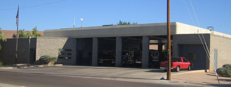 Station 9 - E9, L9, LT9, R9, BC1
