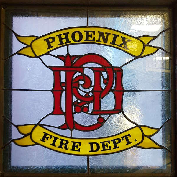 PHX FD stained glass