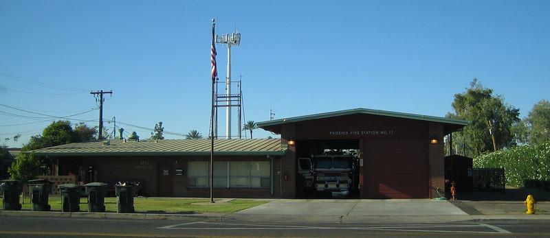 Station 17 - E17, R17