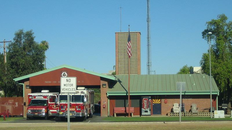 Station 13 - E13, R13