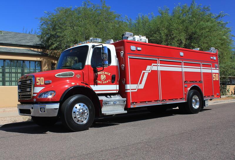 U50 2009 Freightliner Pierce #931057 a