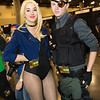 Black Canary and Deadshot