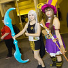 Ashe and Caitlyn