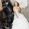 Dark Helmet and Princess Vespa