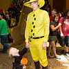 Curious George and Man with the Yellow Hat