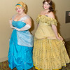 Cinderella and Belle