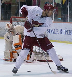 Phoenix Coyotes Prospects Camp 11 July 2013 -021