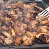 CHESLEY OXENDINE/Phoenix special photo<br /> Foo King Hot Wings served up their namesake at Saturday's cook off.