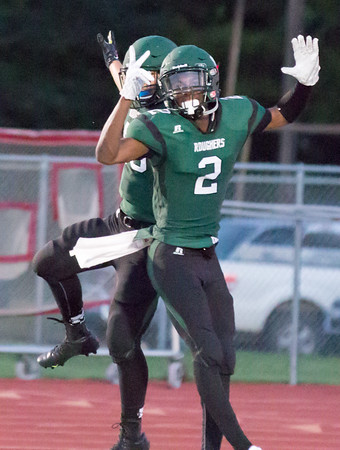 Special photo by Shane Keeter<br /> Muskogee's Kamren Curl already has offers from 13 schools, and more are expected as spring drills roll around next month.