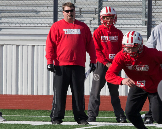 James Singleton resigning as Fort Gibson head football coach.