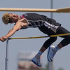 VON CASTOR/Special photo<br /> Wagoner's Ashton Bartholomew clears the bar on one of his attempts Saturday afternoon in the 4A regional track meet held at Checotah. Bartholomew won the boys high jump.