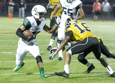 Muskogee Roughers travel to Midwest City for the 2016 Varsity Football opener.